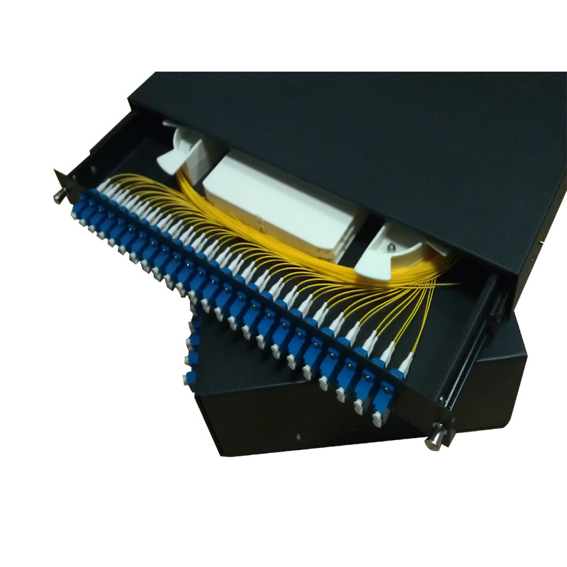 Fiber Optic Patch Panel Sliding Type