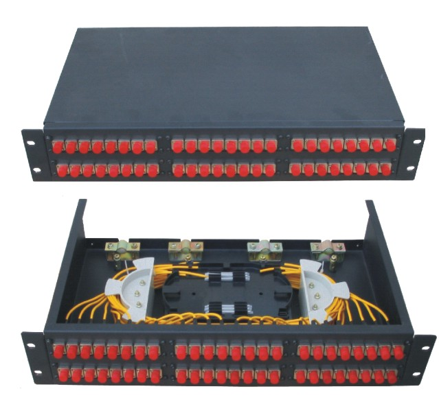 Fiber Optic Patch Panel  Fixed Type