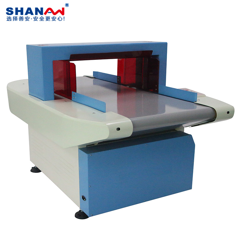 Industrial Needle Detector Garment Metal Detector