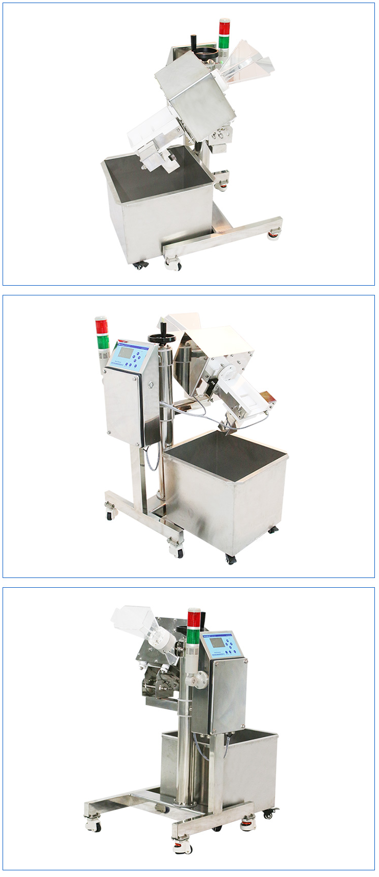 SUS316 Metal Detector For Pharmaceutical Drug
